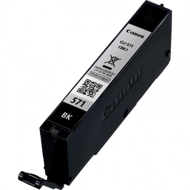 Canon CLI 571 czarny - zdjęcie główne