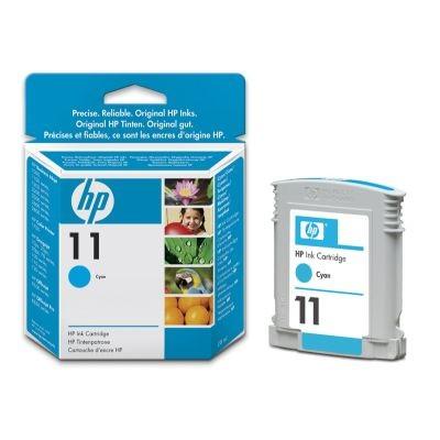 HP No. 11 błękitny - zdjęcie główne