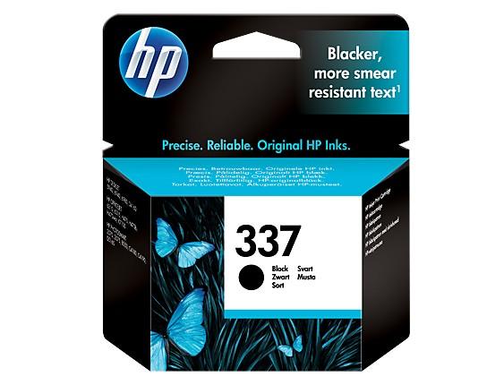 HP No. 337 czarny - zdjęcie główne
