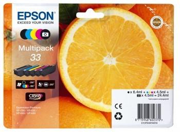 Epson T33 Multipack - zdjęcie główne