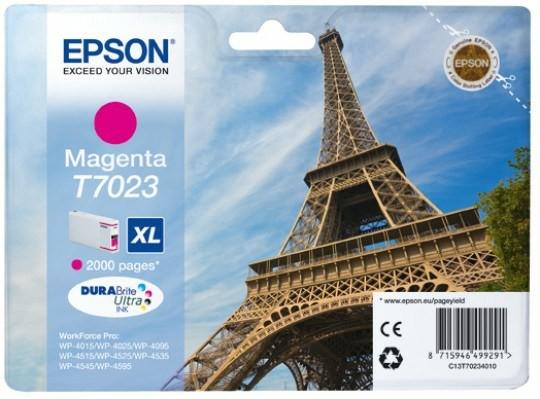Epson T7023 Durabrite XL purpurowy - zdjęcie główne