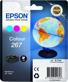 Epson T267 CMY - zdjęcie główne
