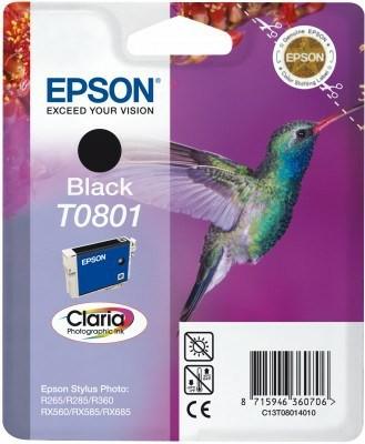 Epson T0801 Claria Photo czarny - zdjęcie główne