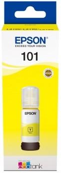 Epson 101 EcoTank żółty - zdjęcie główne