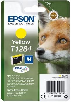 Epson T1284 Durabrite Ultra żółty - zdjęcie główne