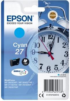 Epson 27 Cyan - zdjęcie główne
