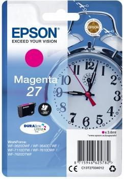 Epson 27 Magenta - zdjęcie główne