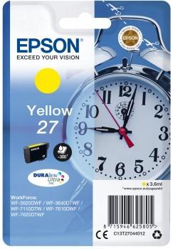 Epson 27 Yellow - zdjęcie główne