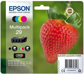 Epson Claria Home T 29 trzypak kolor - zdjęcie główne
