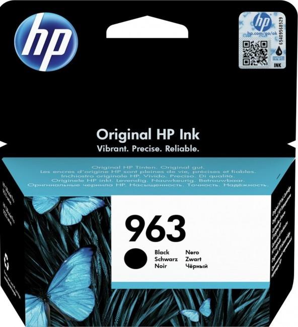 HP 963 czarny 3JA26AE - zdjęcie główne