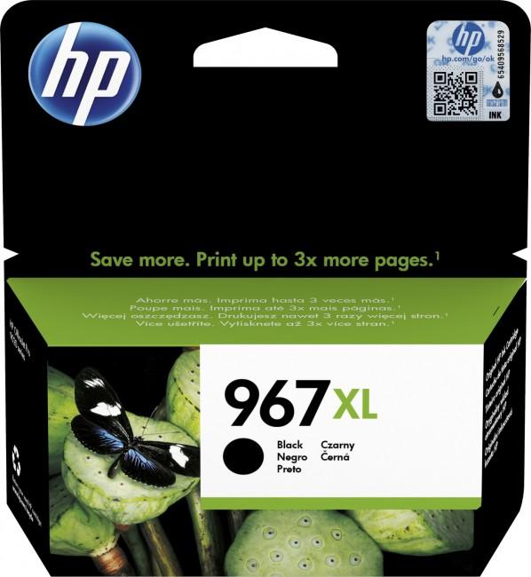 HP No. 967 XL czarny - zdjęcie główne