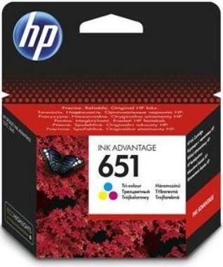 HP 651 kolor C2P11AE - zdjęcie główne