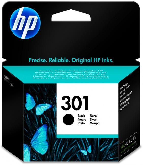 HP 301 czarny CH561EE - zdjęcie główne