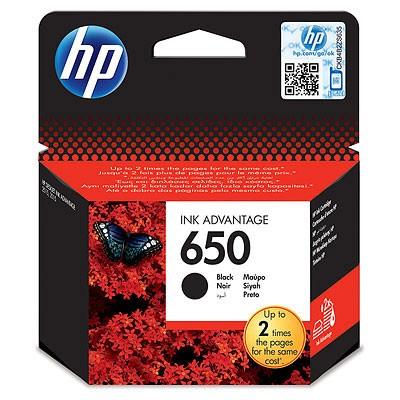 HP 650 czarny CZ101AE - zdjęcie główne