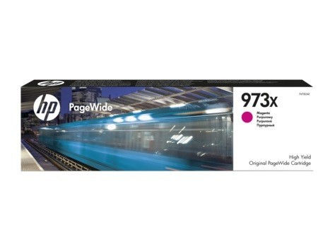 HP No. 973 X purpurowy - zdjęcie główne