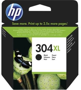 HP 304 XL czarny N9K08AE - zdjęcie główne
