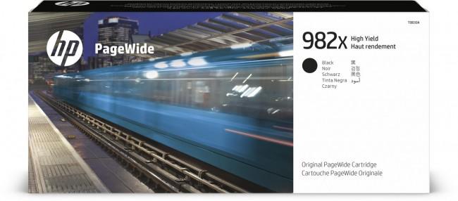 HP 982X czarny PageWide T0B30A - zdjęcie główne