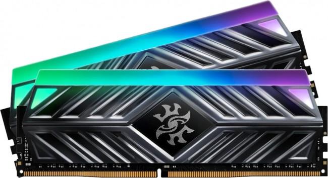 ADATA XPG SPECTRIX D41 RGB 32GB [2x16GB 3200MHz DDR4 CL16 DIMM] - zdjęcie główne