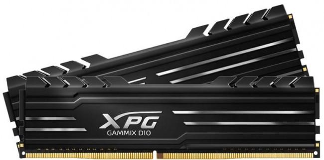 ADATA XPG Gammix D10 16GB [2x8GB 3600MHz DDR4 CL18 DIMM] - zdjęcie główne