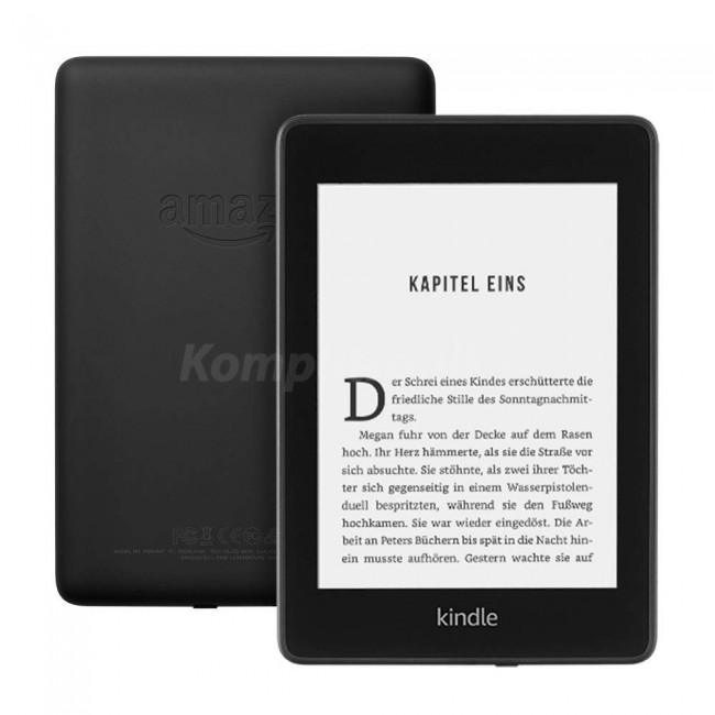 Kindle Paperwhite 4 8GB Waterproof czarny [z reklamami] EU - zdjęcie główne