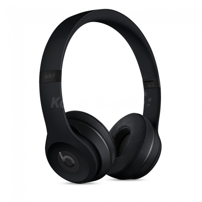 Beats Solo 3 Wireless Czarne - zdjęcie główne