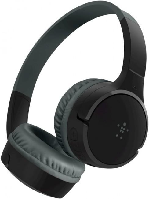 Belkin Soundform Mini Kids Czarne - zdjęcie główne