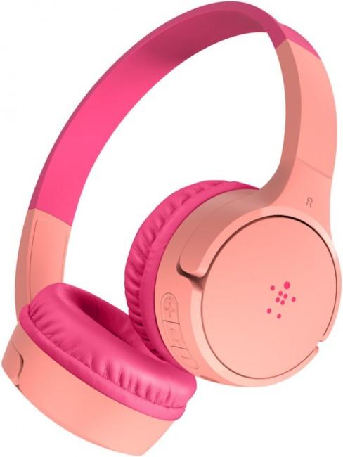 Belkin Soundform Mini Kids Różowe - zdjęcie główne