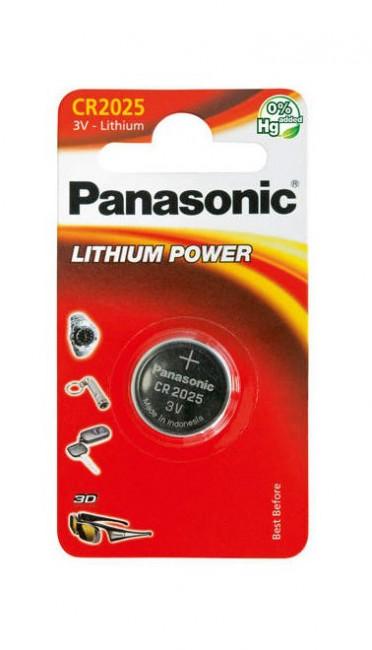 Panasonic CR2025 - zdjęcie główne