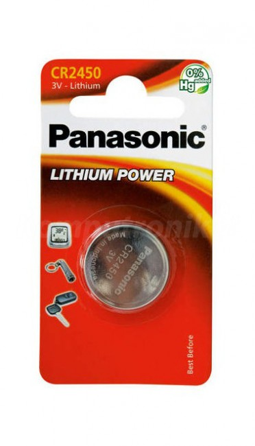Panasonic CR2450 - zdjęcie główne