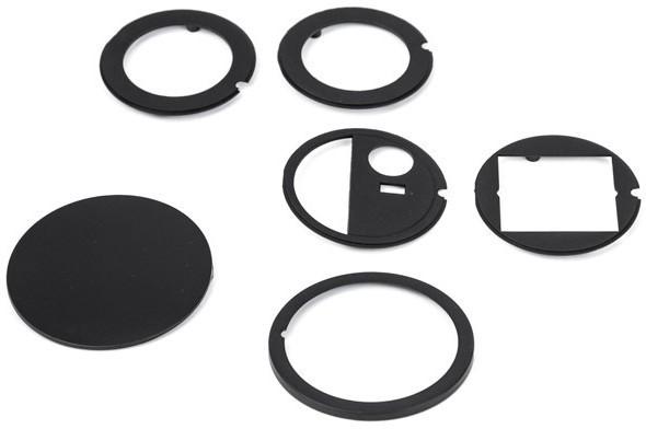 Bachmann Pix pokrywka czarna - zdjęcie główne