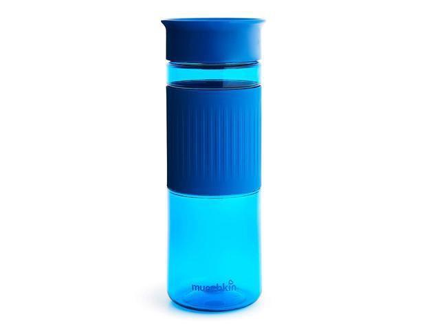 Munchkin butelka 360 niebieska - zdjęcie główne