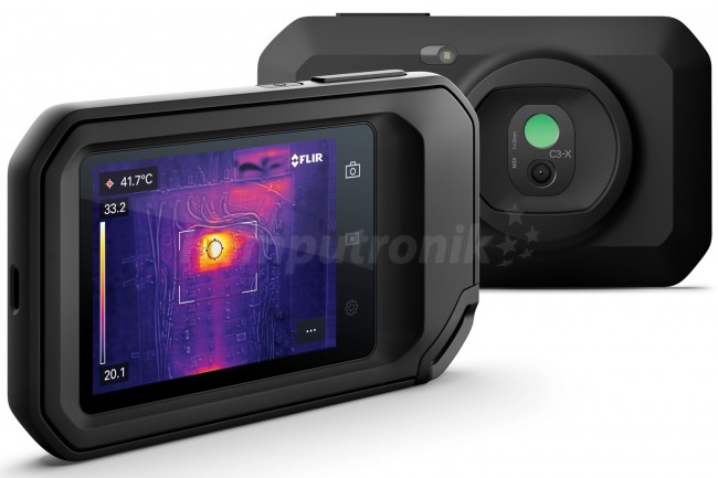 Flir Compact Thermal Camera C3-X - zdjęcie główne