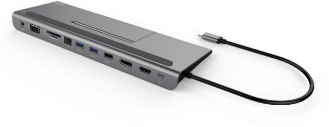 i-tec USB-C Metal Low Profile 4K - zdjęcie główne