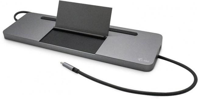 i-tec USB-C Metal Ergonomic 4K 85W - zdjęcie główne