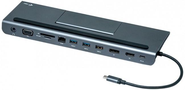 i-tec USB-C Triple Dock + zasilacz 112W - zdjęcie główne