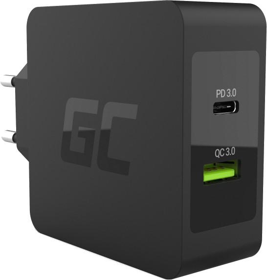 Green Cell 1x USB-C 30W Power Delivery 1x USB Quick Charge 3.0 - zdjęcie główne