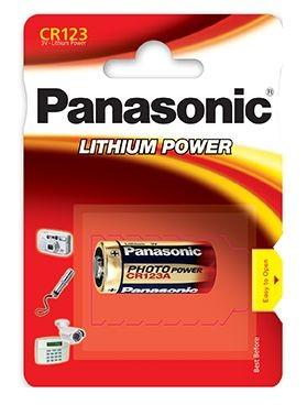 Panasonic CR123 - zdjęcie główne