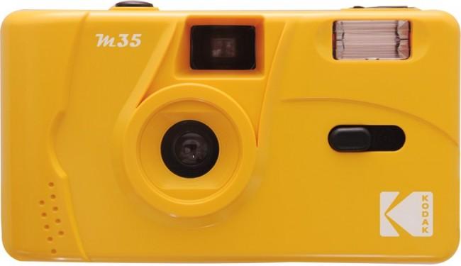 Kodak Reusable Camera 35mm yellow - zdjęcie główne