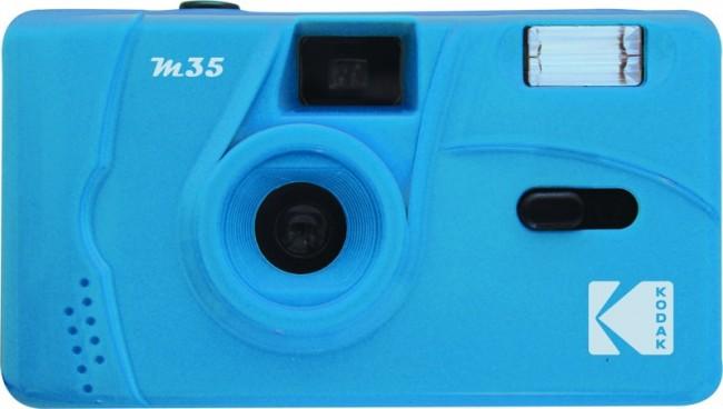 Kodak Reusable Camera 35mm blue - zdjęcie główne