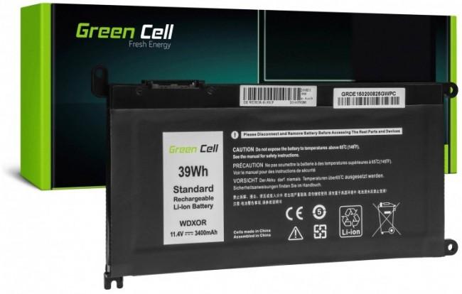 Green Cell do Dell Inspiron 5379 14 5482 5770 3400mAh - zdjęcie główne