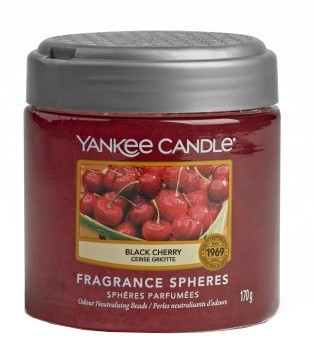 Yankee Candle Fragrance Spheres Black Cherry - zdjęcie główne