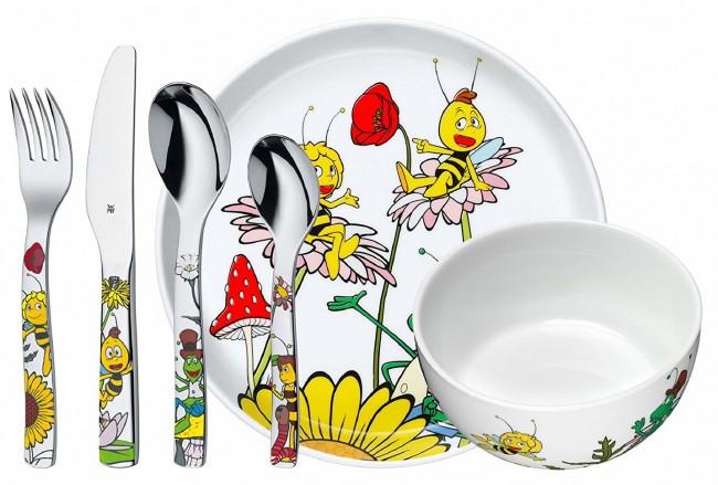 WMF Pszczółka Maja Zestaw dla dzieci 6el. 1294409964 - zdjęcie główne