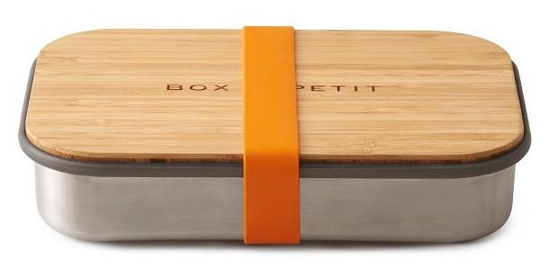 Black + Blum Sandwich Box pomarańczowy - zdjęcie główne