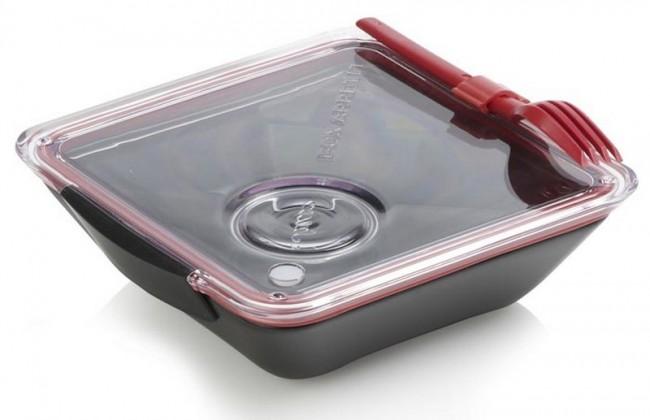 Black + Blum Box Appetit BA004 czarno-czerwony - zdjęcie główne