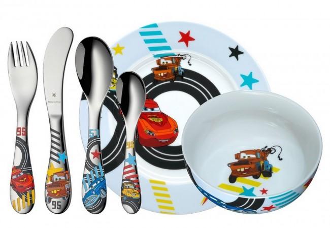 WMF Cars Zestaw dla dzieci 6el.1286019964 - zdjęcie główne