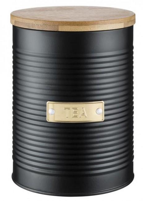 Typhoon Otto Black pojemnik na herbatę 1401.148 - zdjęcie główne