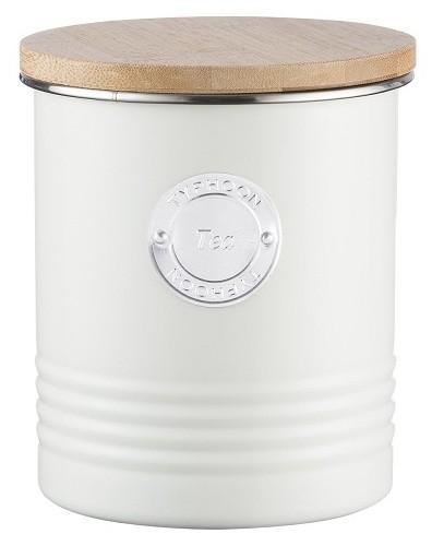 Typhoon Living pojemnik na herbatę kremowy 1400.974 - zdjęcie główne