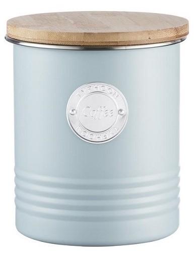 Typhoon Living pojemnik na kawę błękitny 1400.971 - zdjęcie główne