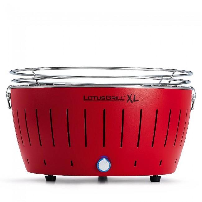 LotusGrill XL Czerwony z USB - zdjęcie główne