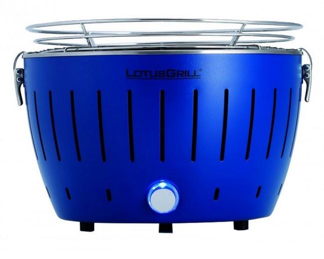 LotusGrill Mini Niebieski - zdjęcie główne